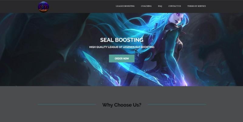sealboosting